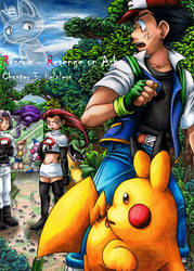 Rescue - Chapter 3 'Helpless' - Cover by MiyaToriaka