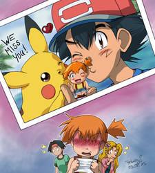 Pokemon SuMo - We Miss You