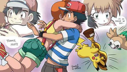 [Pokemon SuMo] Congratulations Champ