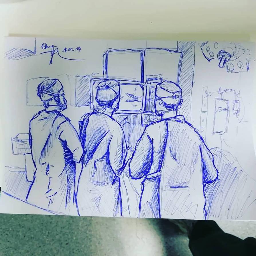 Surgery by xRockAttitude