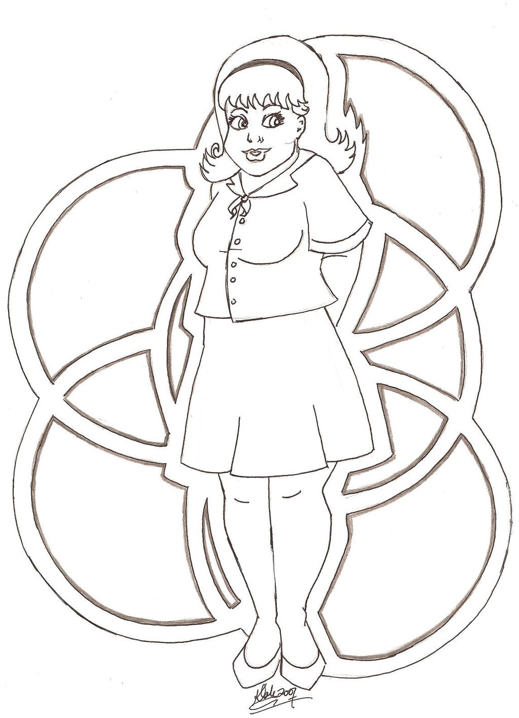 hairspray movie coloring pages - photo #18