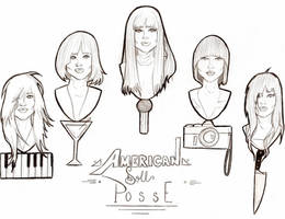 American Doll Posse by KerryDale