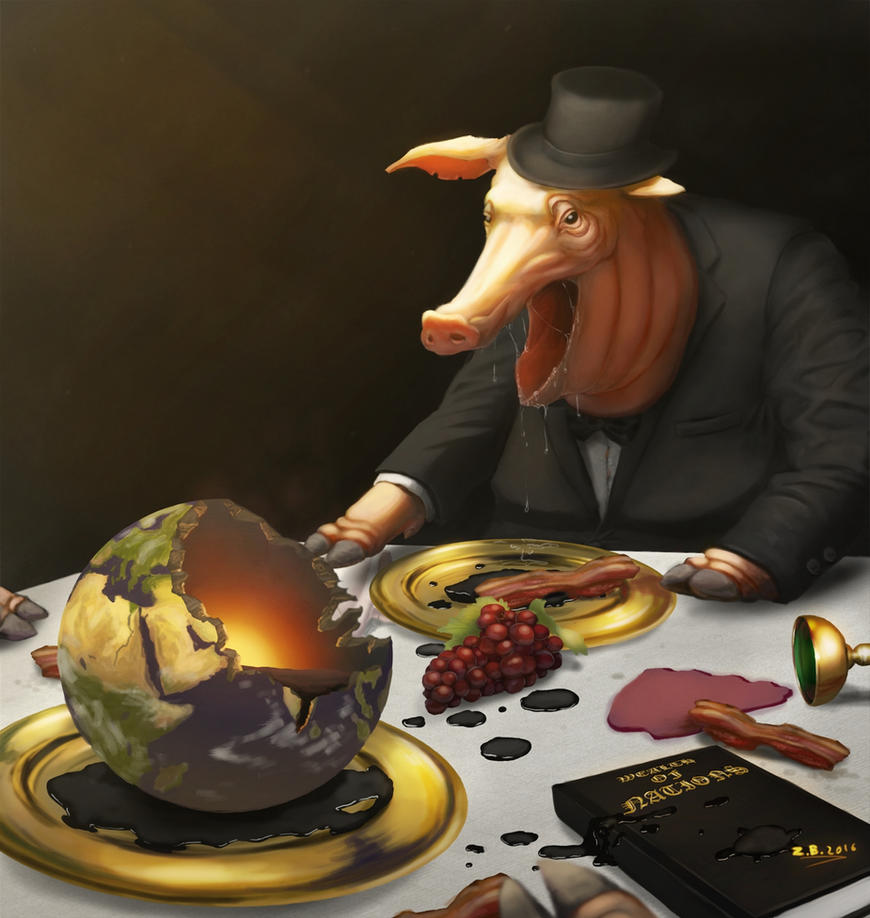 Capitalism by Zoltan86
