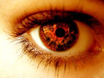 Fire In the Eye by Abhimanyu