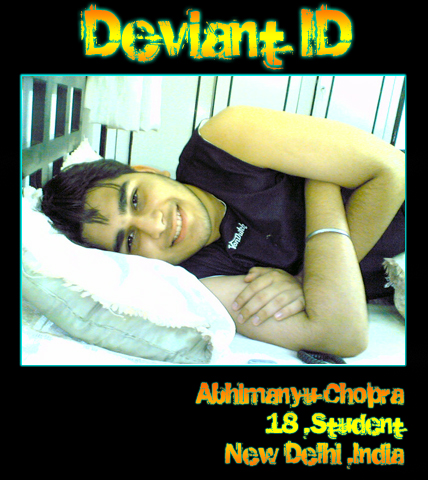 Abhimanyu's Profile Picture