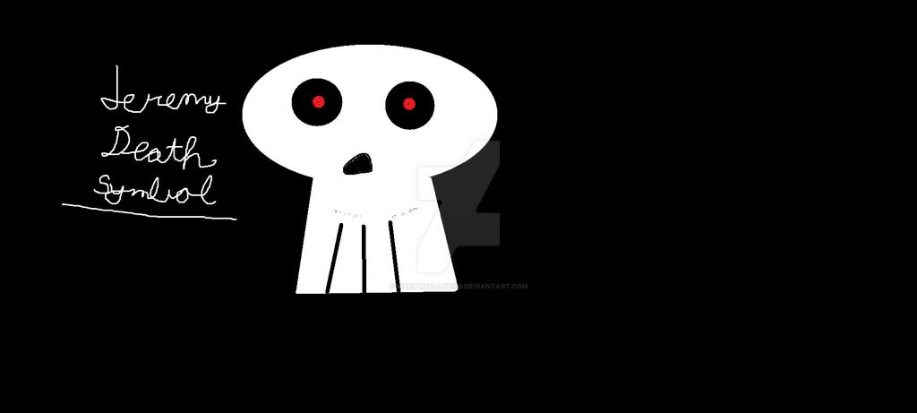 Jeremys Bad Luck Symbol By Marshmalloz109 On Deviantart