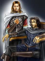 King and Steward