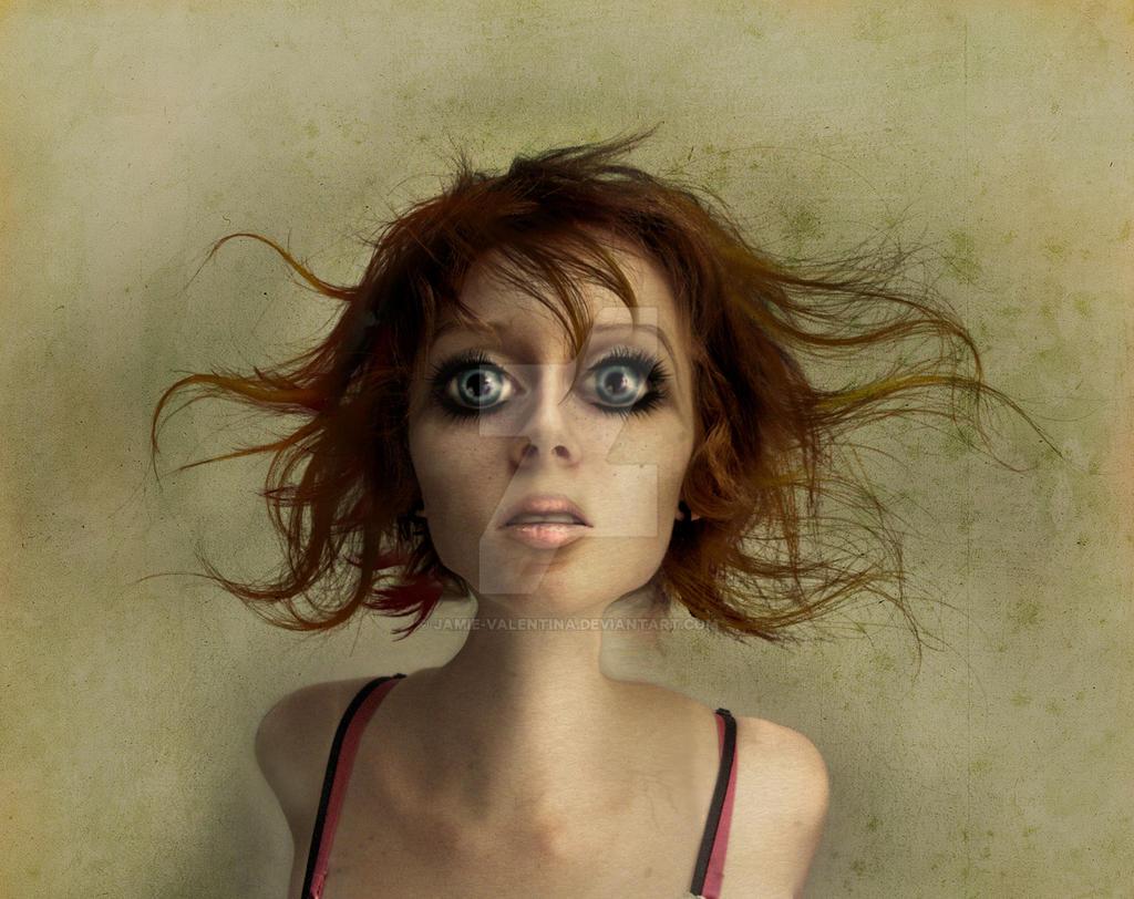 Blue eyed beauty by jamie-valentina