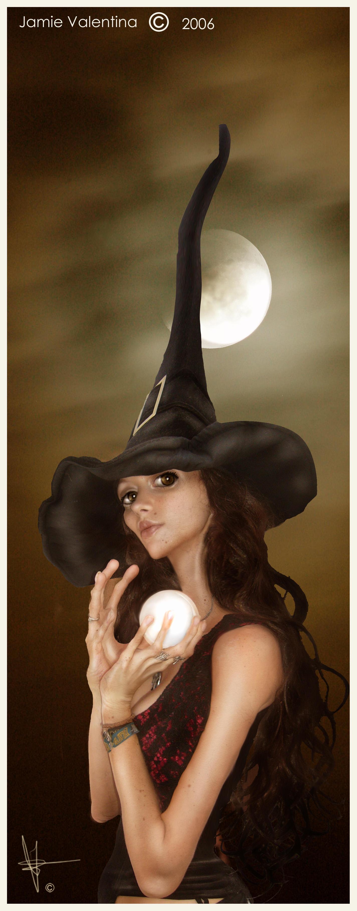 Witch by jamie-valentina