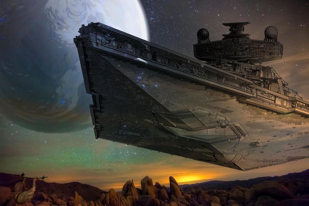 Star Wars Space Wallpaper By Aleks Da Russian On Deviantart