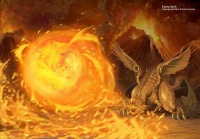Flamebirth by Jessada-Art