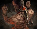 Scorpion Amulet