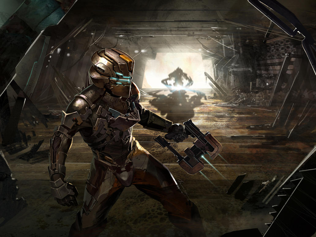 Dead Space 2 by Jessada-Art