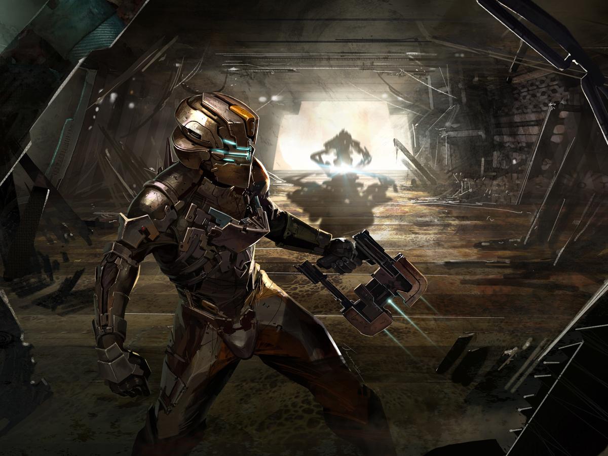 Dead Space 2 by Jessada-Art