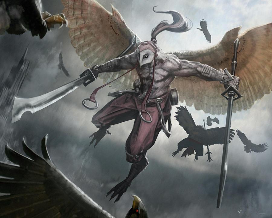 Garuda_Knight_01 By Jessada-Art On DeviantArt