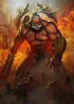 Flame God