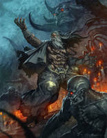 Necromancer by Jessada-Art