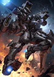 Mission 2 by Jessada-Art