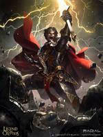 Storm King Hancock Reg by Jessada-Art
