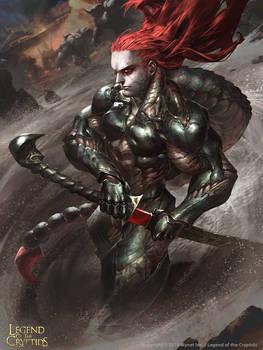 Scorpion Warrior_reg