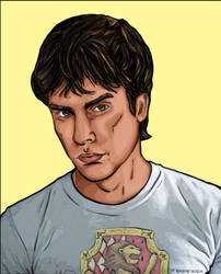 Ian Somerhalder - James Potter by Eliza-the-artist