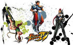 Street Fighter IV - Wallpaper