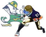 Sena-Notre Dame Fighting Irish