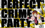 Perfect Crime Party Wallpaper