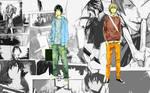 Bakuman - Wallpaper 4