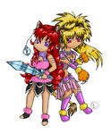 OC Fan Art Contest Entry - Colored