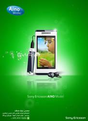 Sony Ericsson AINO Model
