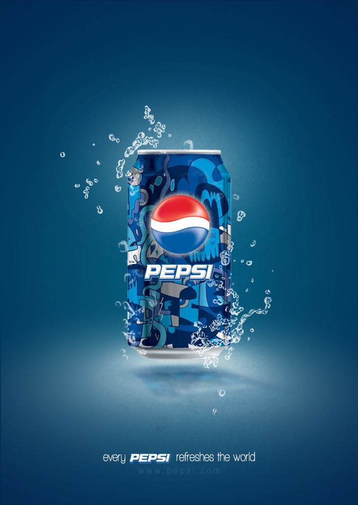 Pepsi by MehdGraph