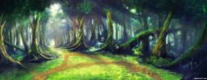 SARF Jungle Background
