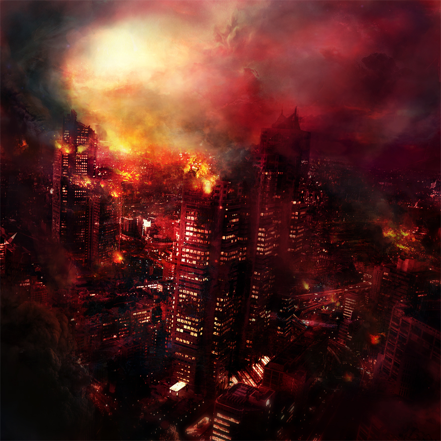 Rule the Apocalypse by abigbat
