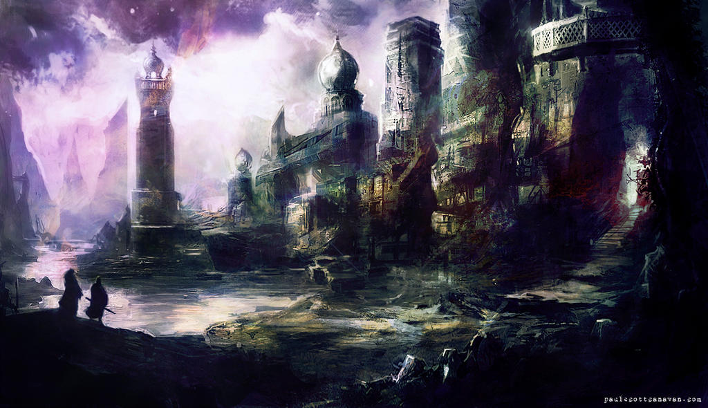 Kingdom by abigbat