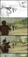 Soldier Walkthrough