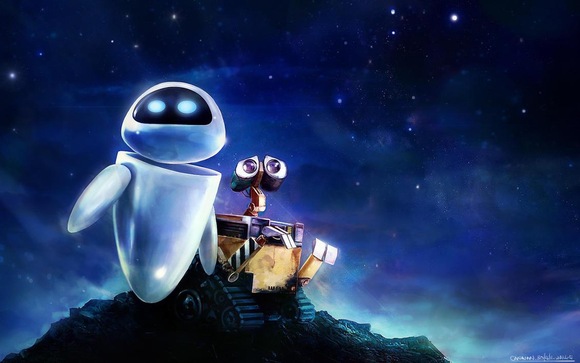 Wall-E by abigbat
