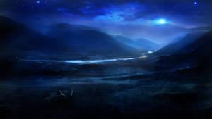 The Thirty Nine Steps - Moors at Night