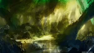 Forest Warmup by abigbat