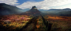 The Thirty Nine Steps - Hill Day by abigbat