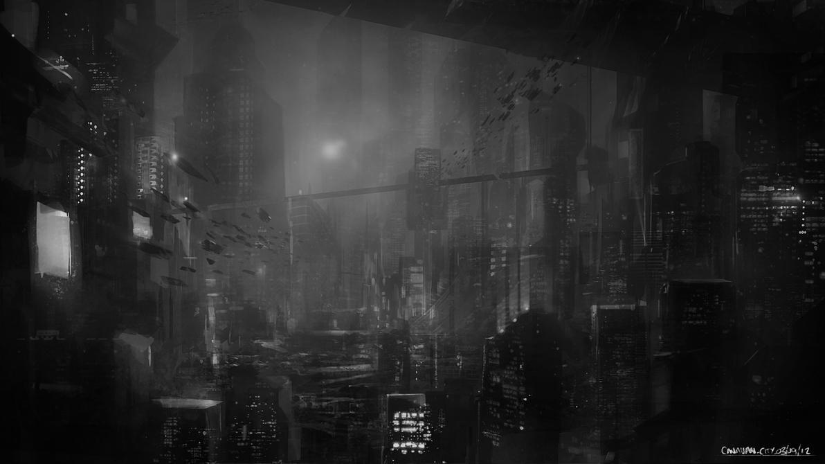 CITY WIP by abigbat