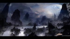River Below by abigbat