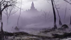Spitpaint - Castle