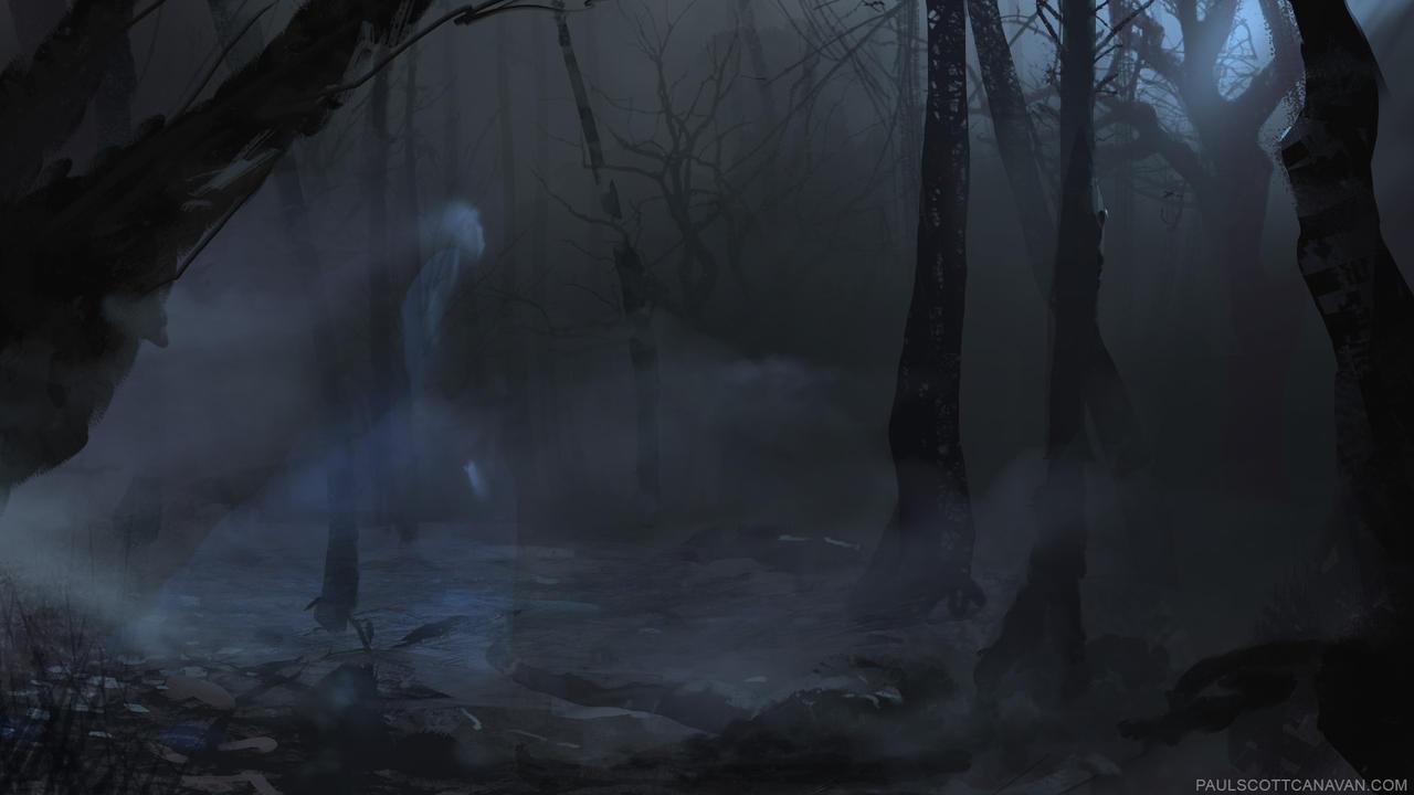 Spitpaint - Night Crawler by abigbat