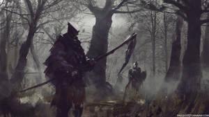 Forest Guardians by abigbat
