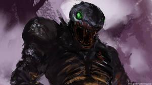 Spitpaint - Snake Demon 2