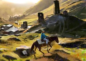 Svan Rider Study