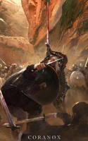 Coranox - War Chief by abigbat