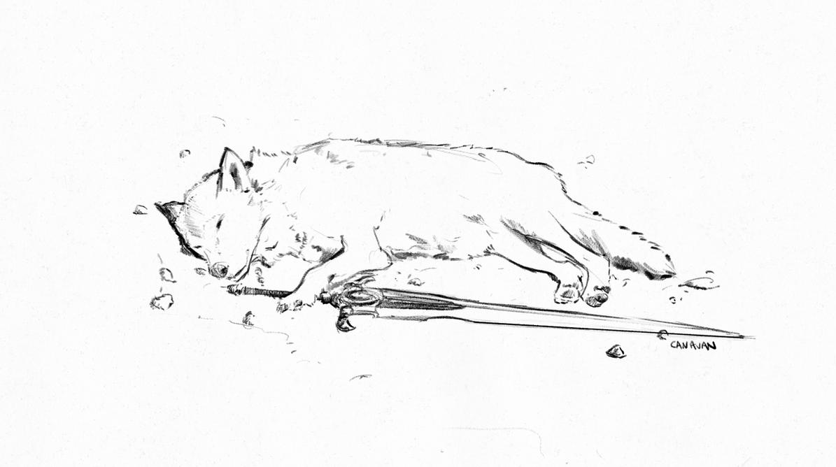 Sif Sketch by abigbat