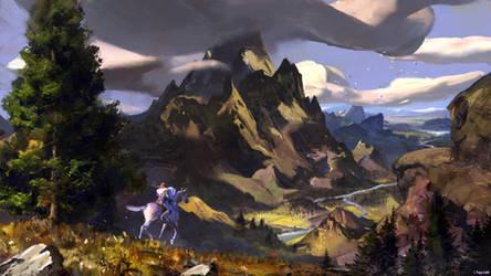 Snow White by abigbat